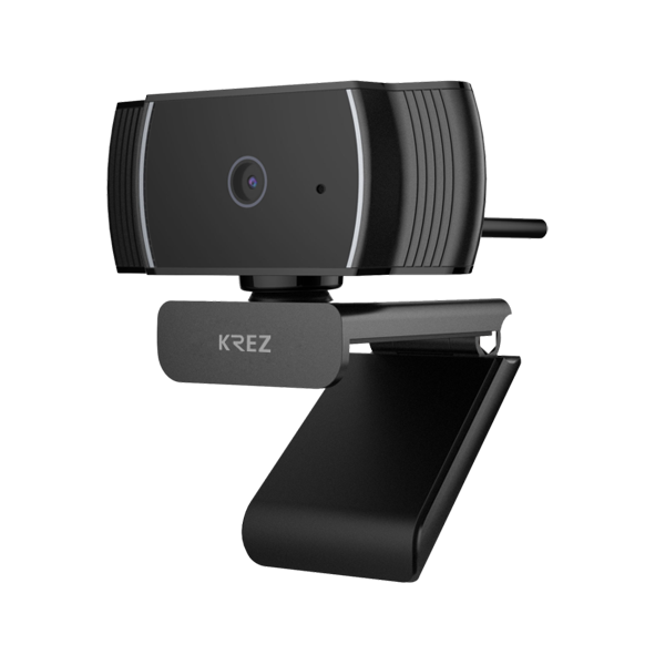 Webcam KREZ CMR01 Combines ease of use and high quality!