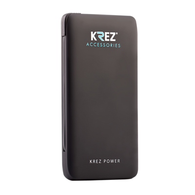 Power Bank KREZ Power LP5001B (Black)