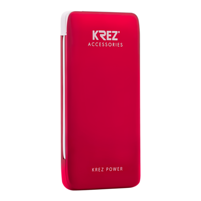 Power Bank KREZ Power LP5001R (Red)