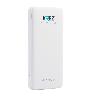 Power Bank KREZ Power LP5001W (White)