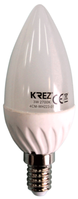 LED Lamp KREZ Light 3W