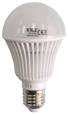 LED Lamp KREZ Light 9W