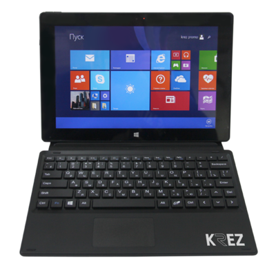 Tablet PC 2-in-1 KREZ TM1004B16 3G