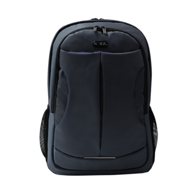 KREZ BP01 backpack, classic, 15.6, black, nylon