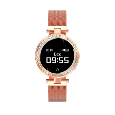 Smart Watch KREZ MANGO, golden